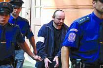 Obviněný řidič Petr Neisser