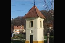 Kaplička v Milonicích.