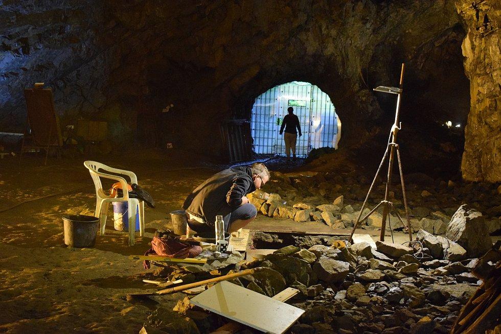 Tým odborníků z českých univerzit a dalších odborných pracovišť nedávno dokončil revizní výzkum v Býčí skále na Blanensku. Tam v roce 1872 objevil badatel Jindřich Wankel pohřebiště ze starší doby železné.