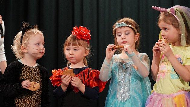 Maškarní karneval pro děti v Blansku