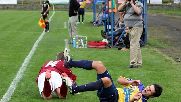 Fotbalisté Boskovic porazili v krajském přeboru Bosonohy 3:2.