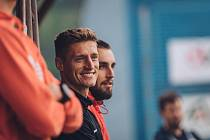 Trenér fotbalistů Ráječka a zároveň hráč druholigového Blanska.