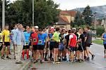 Čtvrtý závod Hraběnka Cupu se běžel z Ráječka do Petrovic.