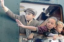 Ve filmu Nickyho rodina si zahrál i tehdy pětiletý David Dostál z Kunštátu (vpravo).