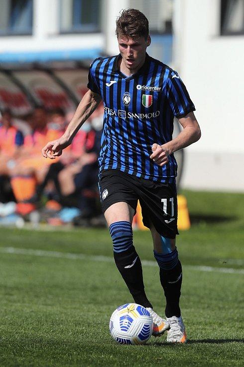 Fotbalista Lukáš Vorlický z Atalanty Bergamo.