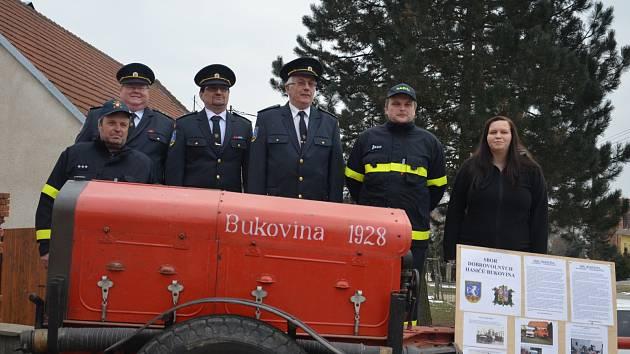 Sbor dobrovolných hasičů Bukovina.