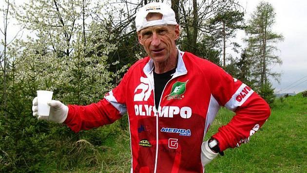 Miloš Bayer, triatlon