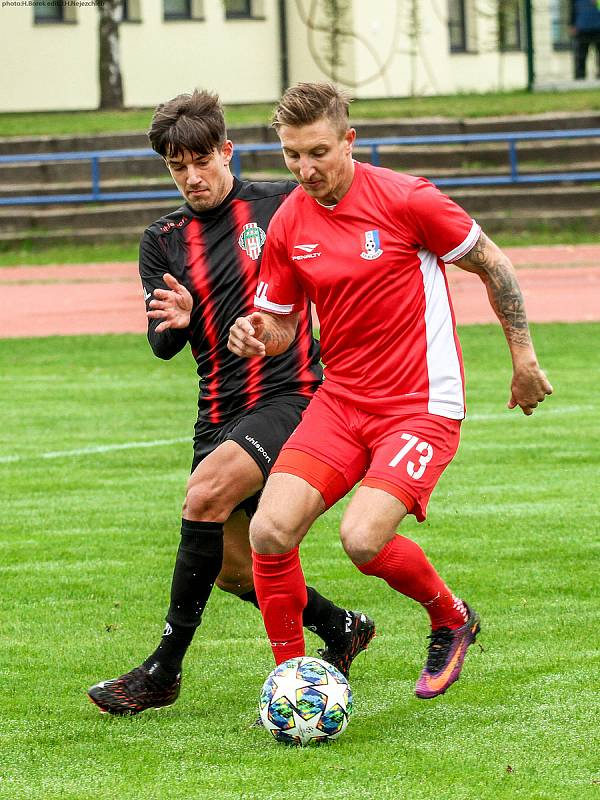 Fotbalista Ondřej Sukup přestoupil do Blanska v lednu roku 2020 ze Zbrojovky Brno.
