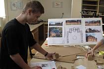 Už tradičně Masarykova střední škola v Letovicích na začátku února pořádá projektový týden Dny stavebnictví a bydlení.