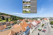 Muzeum regionu Boskovicka, zámeckou zahradu, synagogu, židovský hřbitov, Zámecký skleník nebo radnici. Tyto a mnohá další významná místa Boskovic budou moci zájemci navštívit virtuálně na webových stránkách města.