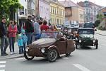 V Boskovicích se o víkendu uskutečnil už jednadvacátý sraz Velorexů. Patří mezi největší v Česku.
