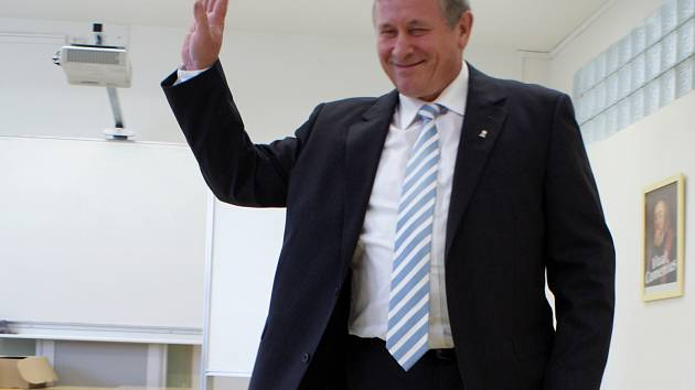 Poslanec za ČSSD Lubomír Toufar.