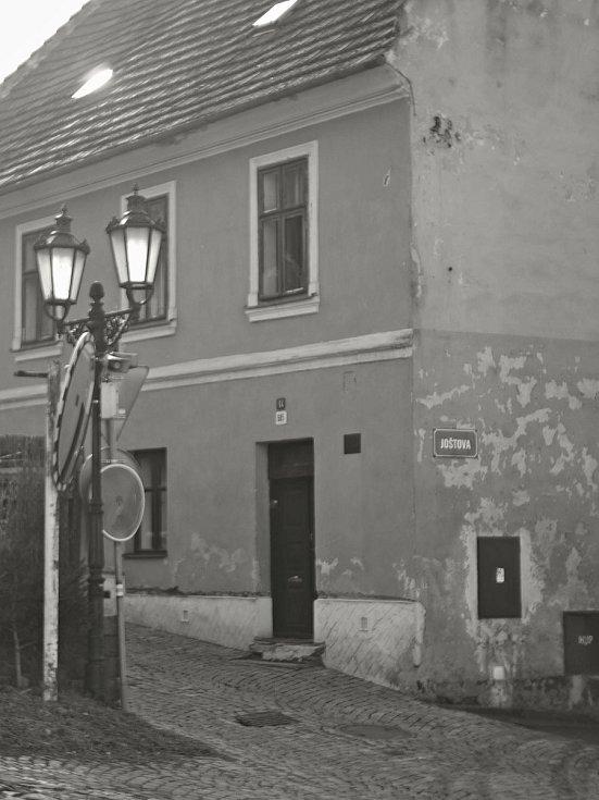 Procházka Boskovice s retro pohledem.