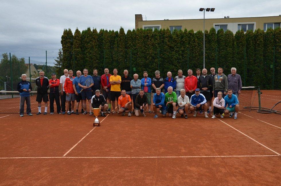 V sobotu 29.8.2020 se konal na kurtech v Kunštátě 2. ročník turnaje ve čtyřhře .