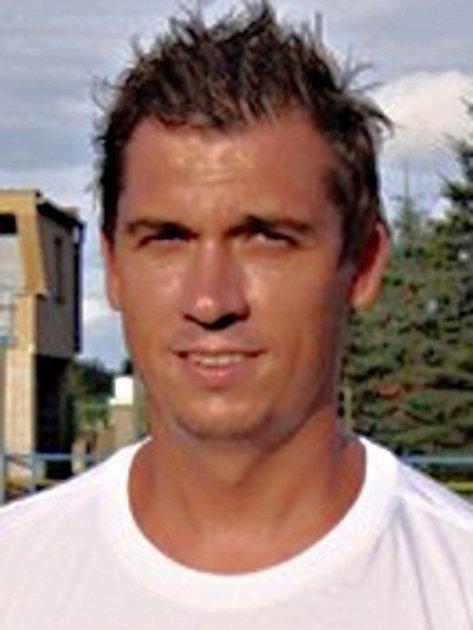 Martin Maša, nový trenér fotbalistů FK Blansko.
