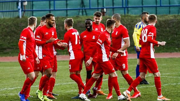 Fotbalistům Blanska vstup do druhé poloviny druhé ligy vyšel. Jejich snaha ovšem přijde vniveč.