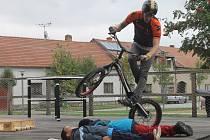 Motoklub Kiliangang uspořádal v sobotu v Drnovicích zakončení motosezóny s pestrým programem.