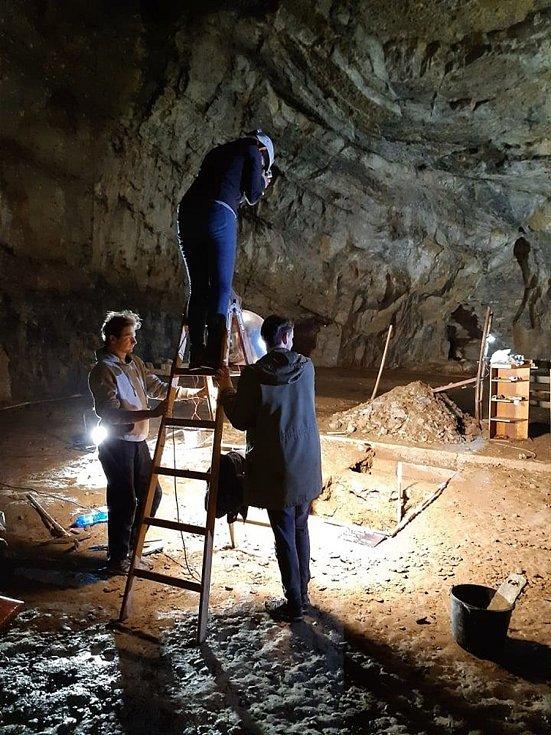 Wankelovy nálezy v Býčí skále byly přesné. Potvrdil to výzkum odborníků.