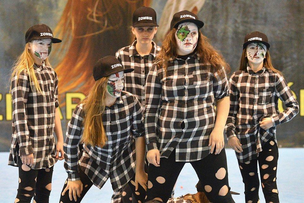 Při čtvrtém ročníku soutěže Summer Dance Cup se v Boskovicích představilo kolem 2 300 tanečníků.