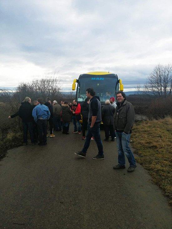 Exkurze do Olomouce do Litovle