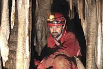 BREWERITUS AUDYI. Takto je pojmenovaný nový druh temnostního brouka, kterého Marek Audy ve venezuelské jeskyni objevil.