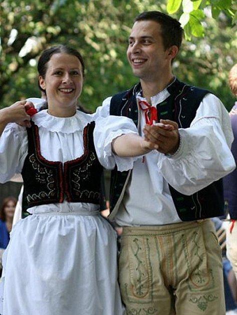 Boskovický folklórní soubor Velen.