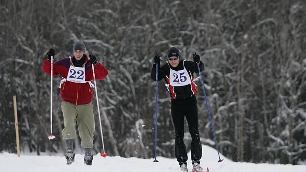 Na čtvrtém ročníku Kořenecké lyže startovalo sedm desítek běžkařů. Mezi muži vyhrál Jaroslav Kouřil. V kategorii žen pak Michaela Šaršonová.