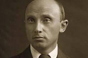Výtvarník Otakar Kubín, rodák z Boskovic.