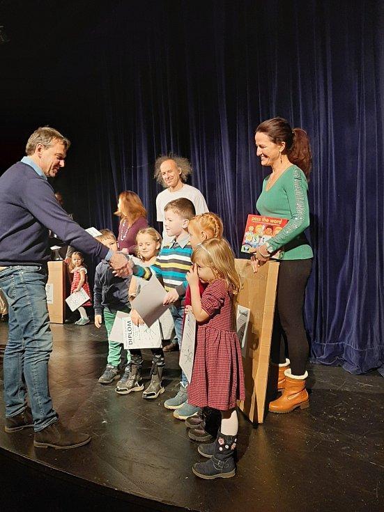 Děti z MŠ Čapkova Letovice opět zvítězily v soutěži Jižní Morava čte.