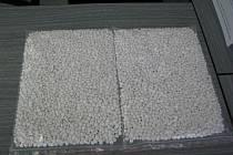 Zabavené tablety určené na výrobu pervitinu.