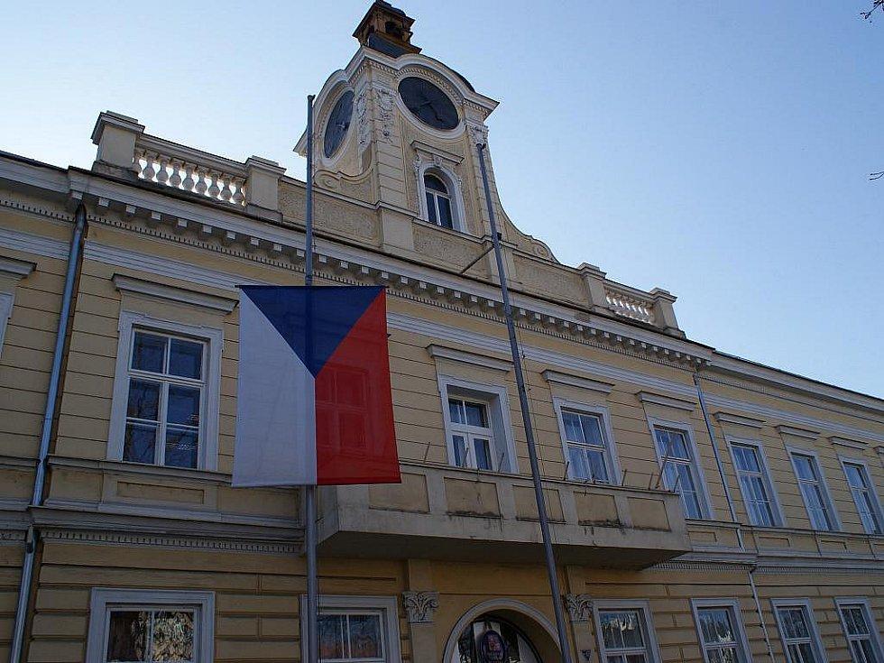 Radnice v Blansku - ilustrační foto.