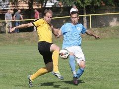 Olympia Ráječko - FC Boskovice 1:1.