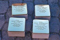 Nové kameny zmizelých v Boskovicích