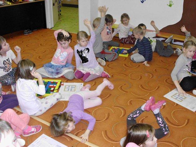 Projekt Malá technická univerzita vostrovské mateřské škole.