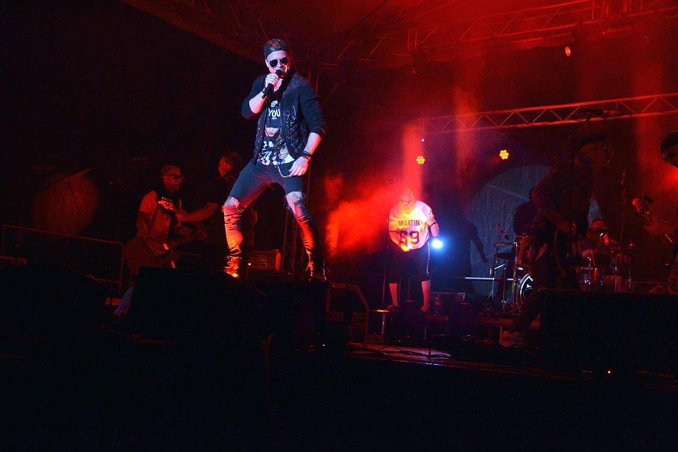 Na festivalu Wostrow v Ostrově u Macochy zahráli Walda Gang.