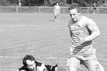 Fotbalový zápas - Blansko proti Ráječku
