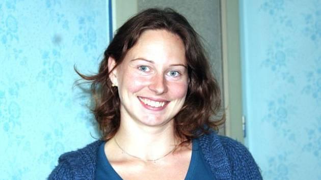 Marie Chrástecká