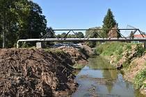 Nový průtah? Ráječtí se bojí velké vody a hluku u řeky.