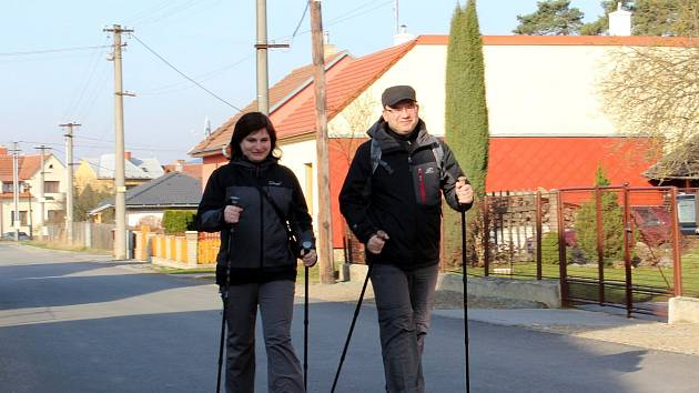 Pochod Klepačovská bledule se v sobotu šel už po šesté.