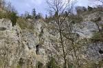 Výlet Moravským krasem. U Punkevních jeskyní.