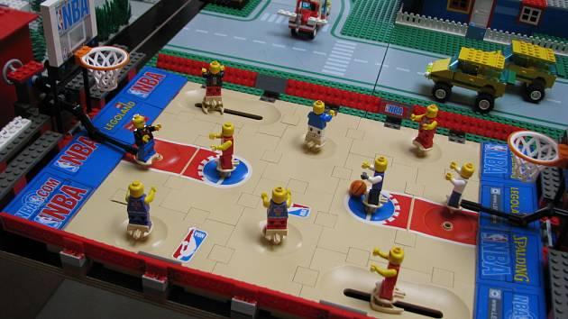 Legoprojekt v Letovicích.