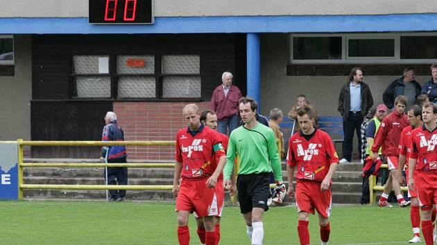 Fotbalisté Blanska podlehli ve středu ve třetí lize Baníku Ostrava B 1:0 a v tabulce se propadli na předposlední místo. V sobotu je čeká klíčový zápas s Mutěnicemi.