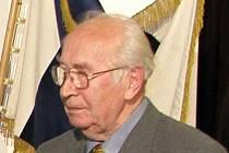 Skladatel, muzikolog a pedagog Zdeněk Zouhar.