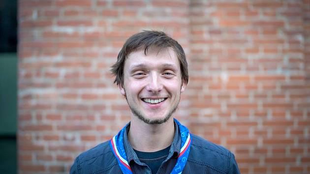 Hlavní koordinátor Bambifestu Miroslav Martinek.