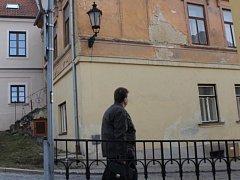 Židovská čtvrť v Boskovicích. Ilustrační foto.