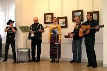 Blanenská country kapela Corral.