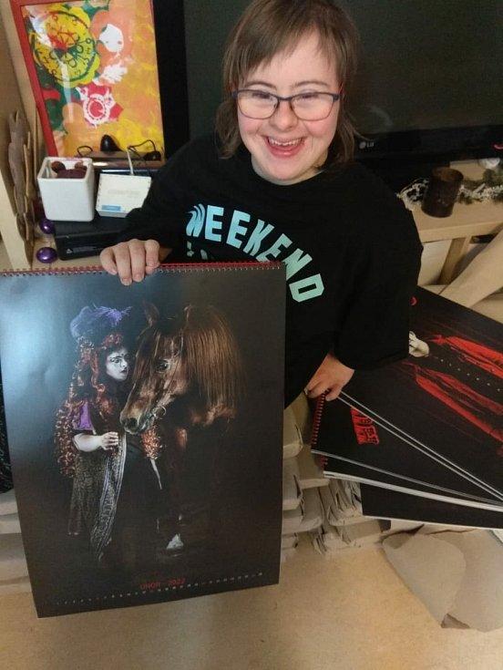Kalendář pomůže dětem s Downovým syndromem.