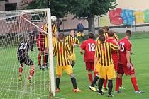 Fotbalisté Jedovnic prohráli v pohárovém zápase s Boskovicemi 3:4. Neproměnili přitom další šance.