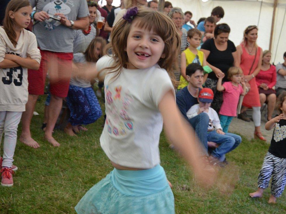 Třináctý ročník Festiválku bez bojů a válek se o víkendu konal v Boskovicích.