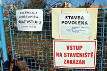 Stavba kritizované sportovní haly v Boskovicích začala.